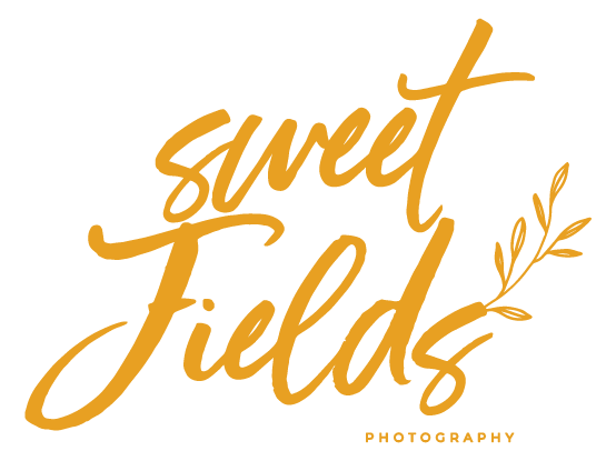 Sweet Fields Photography Logo